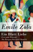 eBook:  Ein Blatt Liebe (Une page d'amour: Die Rougon-Macquart Band 8) - Vollständige deutsche Ausgabe