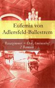 eBook:  Rosazimmer  Der Amönenhof: 2 Romane - Vollständige Ausgaben