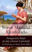 eBook:  Portugiesische Briefe: die fünf schönsten Liebesbriefe (Nachdichtung von Rainer Maria Rilke)