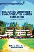 - -: Deepening Community Engagement in Higher E...