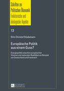 Stüdemann, Dirk-Christof: Europäische Politik a...