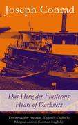 eBook: Das Herz der Finsternis / Heart of Darkness - Zweisprachige Ausgabe (Deutsch-Englisch) / Bilingual edition (German-English)