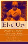 eBook:  Professors Zwillinge - Enthält alle 5 Bände: Bubi und Mädi  In der Waldschule  In Italien  Im Sternenhaus  Von der Schulbank ins Leben (Vo