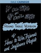 eBook: Dos and Don'ts - Round Table Version of How to Win Friends and Influence People