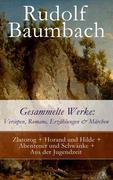 eBook:  Gesammelte Werke: Versepen, Romane, Erzählungen & Märchen