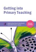 eBook: Getting into Primary Teaching