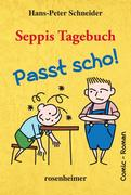 eBook:  Seppis Tagebuch - Passt scho!: Ein Comic-Roman Band 1