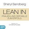 Sandberg, Sheryl: Lean In
