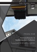 Arndt, Christina: Bodenrichtwerte in kaufpreisa...