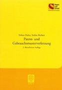 Hahn, Tobias;Richter, Stefan: Patent- und Gebra...