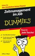 Jeffrey J. Mayer: Zeitmanagement im Job für Dummies Das Pocketbuch