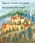 eBook: Don Quixote (Illustrated)