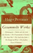 eBook:  Gesammelte Werke: Hemmungslos  Bobbie oder die Liebe eines Knaben  Der Frauenmörder (3 Krimis)  Das blaue Mal  Die Stadt ohne Juden