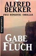 eBook:  Gabe und Fluch: Zwei Romantic Thriller