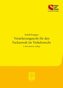 Knöpper, Isabell: Versicherungsrecht für den Fa...