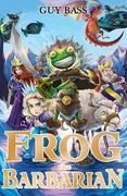 eBook: Frog the Barbarian
