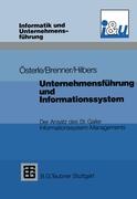 Brenner, Walter;Hilbers, Konrad;Österle, Hubert...