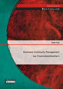 Fus, Sven: Business Continuity Management bei F...