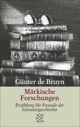 eBook: Märkische Forschungen