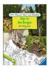Mein Wimmel-Mal- und Rätselbuch Ali Mitgutsch: Hier in den Bergen