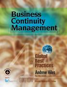 Hiles, Andrew N.: Business Continuity Management