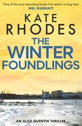 Rhodes, Kate: The Winter Foundlings