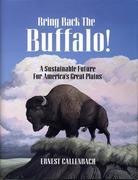 eBook: Bring Back the Buffalo!