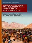 9782760525221 - Ressources minières en Afrique - Livre