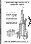 Patentsammlung Puppenhäuser II System und Technik.