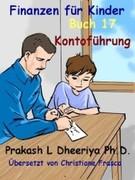 Prakash L. Dheeriya, PhD: Kontoführung