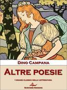 Dino Campana: Altre poesie