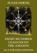eBook: Eight Hundred Leagues on the Amazon