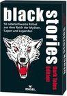 Schumacher,  Jens;Harder,  Corinna: black stories Dark Tales Edition