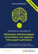 eBook: Mitarbeiter-Selbständigkeit einschätzen und eigenen Führungsstil optimieren