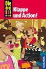 Mira Sol: Die drei !!!, 54, Klappe und Action! (drei Ausrufezeichen)