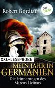 Robert Gordian: XXL-Leseprobe Mein Jahr in Germ...