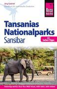 Jörg Gabriel: Reise Know-How Tansanias National...