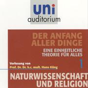 0405619803279 - Hans Küng: Naturwissenschaft und Religion 01: Der Anfang aller Dinge - 书