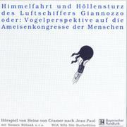 0405619802111 - Jean Paul;Heinz von Cramer: Paul, J: Höllensturz und Himmelfahrt des Luftschiffers Giann - Книга