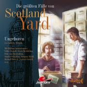 0405619802586 - Andreas Masuth: Die größten Fälle von Scotland Yard - Ungeboren - Book