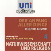 0405619803279 - Hans Küng: Naturwissenschaft und Religion 04: Der Anfang aller Dinge - 书