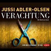0405619807758 - Jussi, Adler-Olsen: Verachtung - Книга