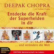 0405619807666 - Deepak Chopra;Axel Wostry: Entdecke den Superhelden in dir - كتاب