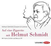 0405619807536 - Giovanni DiLorenzo;Helmut Schmidt: Auf eine Zigarette mit Helmut Schmidt - كتاب