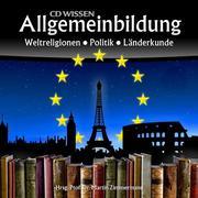0405619807185 - Bettina Gutschalk;Natascha Becker: CD WISSEN - Allgemeinbildung: Weltreligionen ´ Politik ´ Länderkunde - كتاب