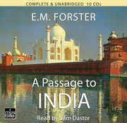 0405619807369 - E.M. Forster: A Passage to India - Book