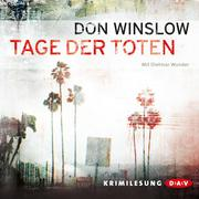 0405619807543 - Don, Winslow: Tage der Toten - Livre