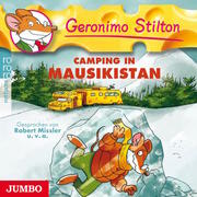 0405619807574 - Geronimo Stilton: Geronimo Stilton 12 - Camping in Mausikistan - كتاب