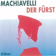 0405619807505 - Niccolo Machiavelli: Der Fürst - Книга