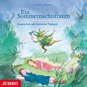 0405619807567 - Ulrich Maske: Ein Sommernachtstraum. Shakespeare für Klein und Groß - کتاب